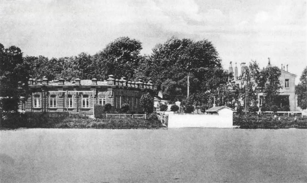 Начальное училище при Ижорском заводе, 1910 г.