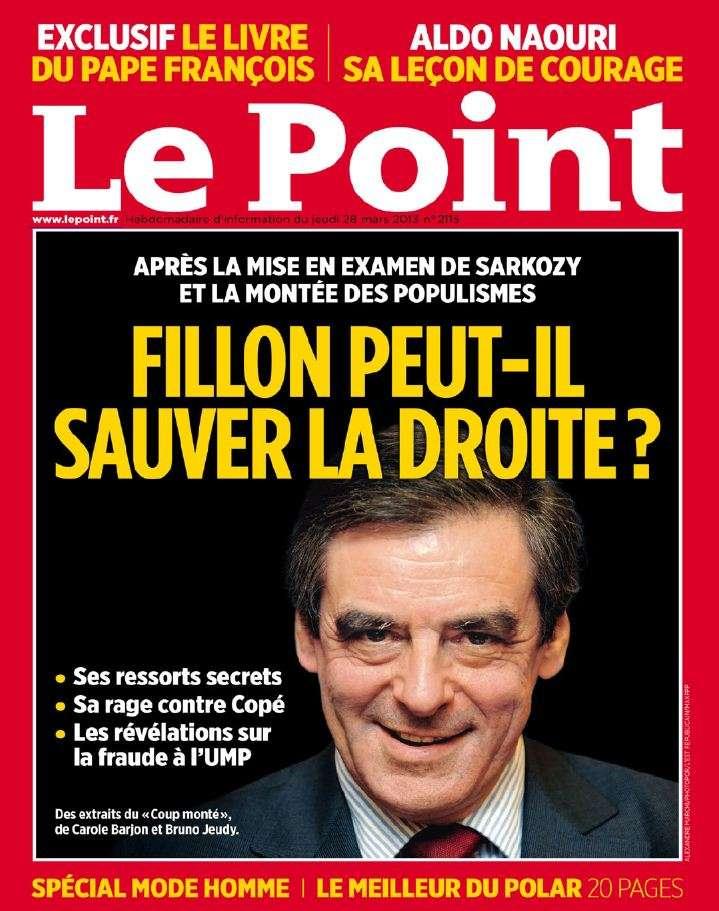 Le Point N°2115 du 28 Mars au 3 Avril 2013