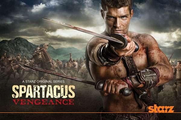 ����� spartacus vengeance ������ ������� - ������ 2 ������ 10 ������ spartacusvengeanceba