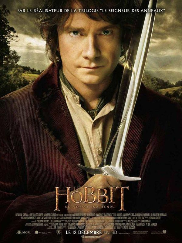 Le hobbit : un voyage inattendu [DVDSCR.MD] dvdrip