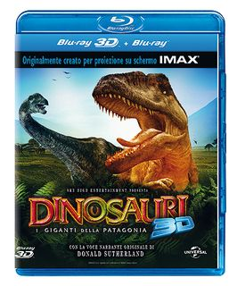 IMAX - Dinosaurs  Giants of Patagonia (2007) MKV 3D Half SBS 1080p DTS ITA ENG + AC3 SUb - DDN