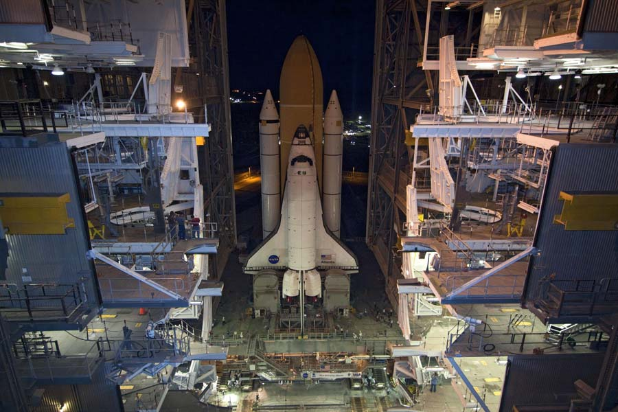 the last space shuttle mission - photo #8