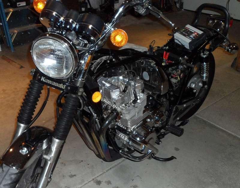 Hotwire Kawasaki Vulcan